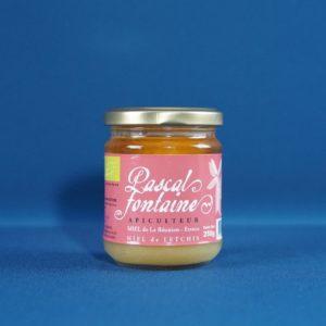 Produits de la Réunion - Miel de letchi bio - pascal fontaine