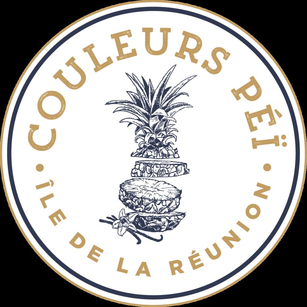 Produits de la Réunion - Logo Couleurs Péï